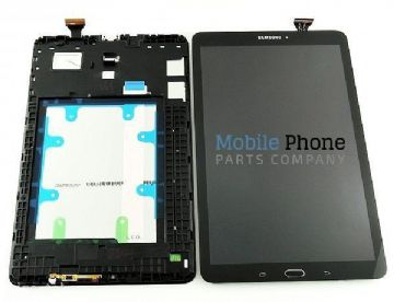Genuine Samsung Galaxy Tab E 9.6 T560 / T561 LCD + Digitiser Black - Part No: GH97-17525A